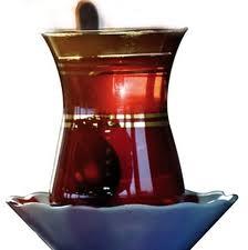 Bir Bardak Çay en güçlü silah...